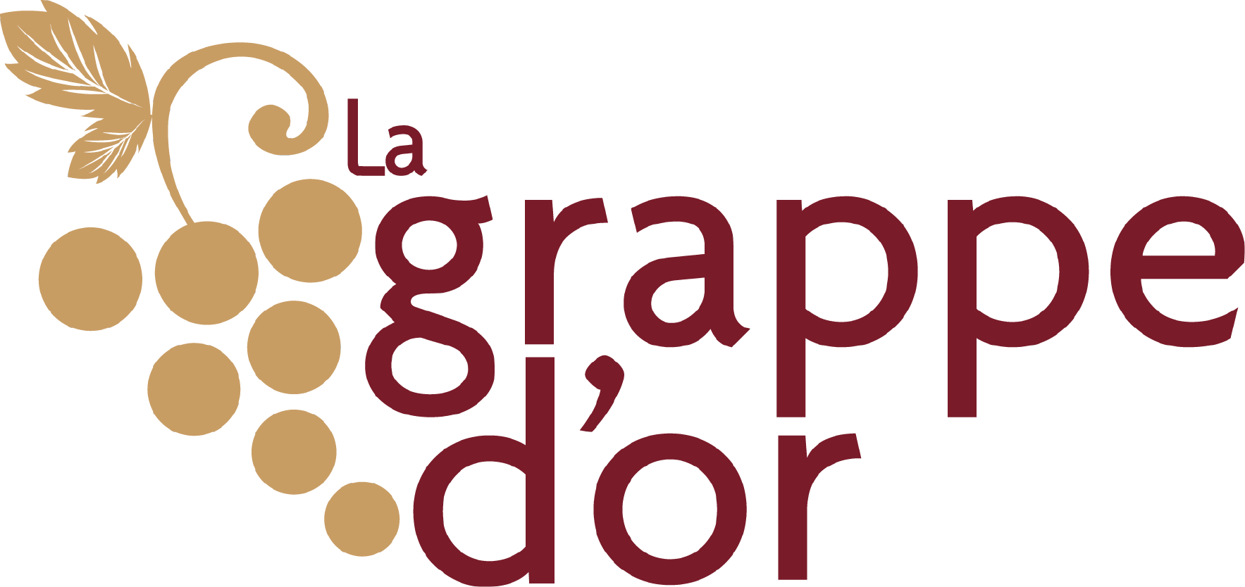logo grappe or